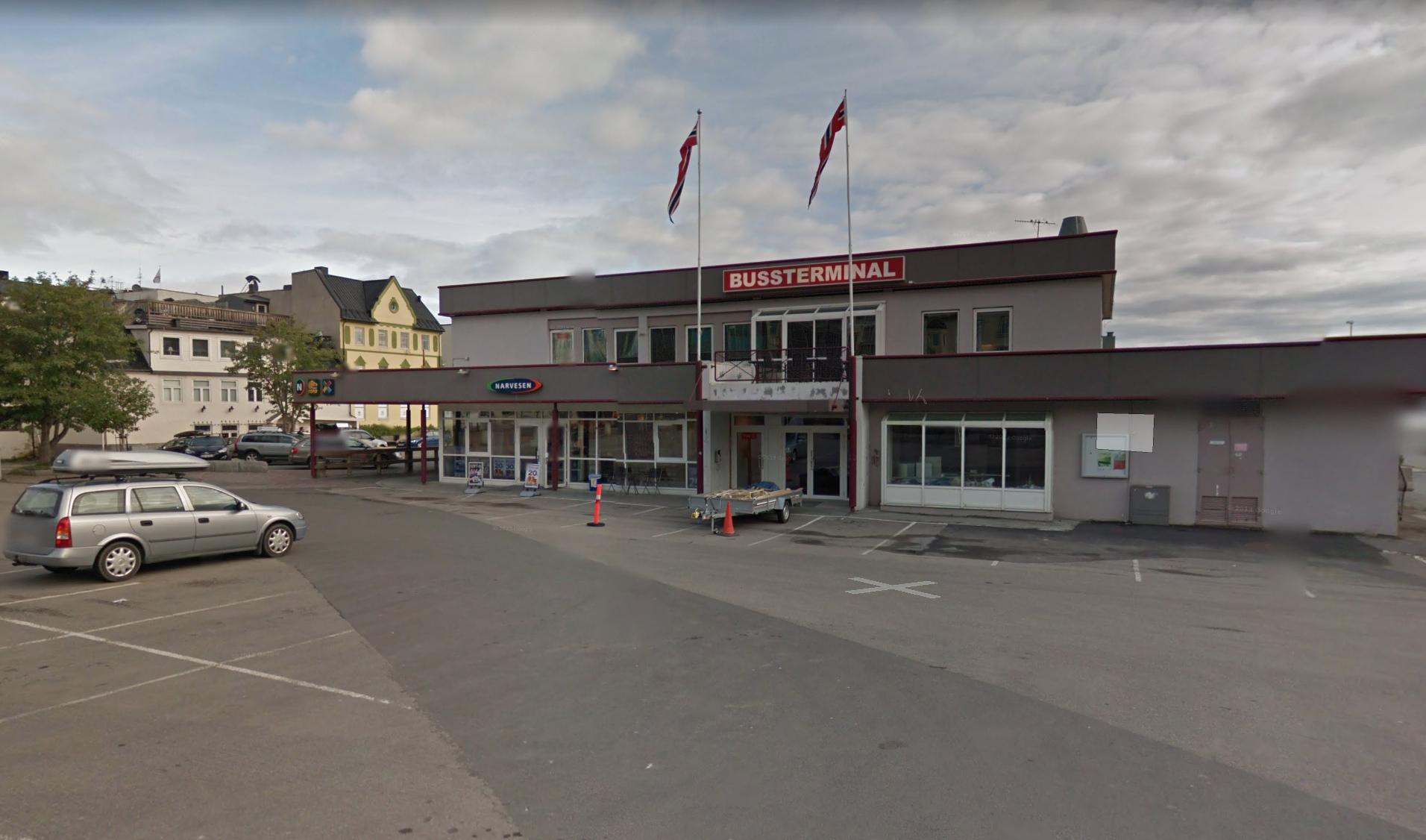Bussterminalen blir arena for åpningsseremoni, scenekunst og befest under Festspillene i Nord-Norge 2019