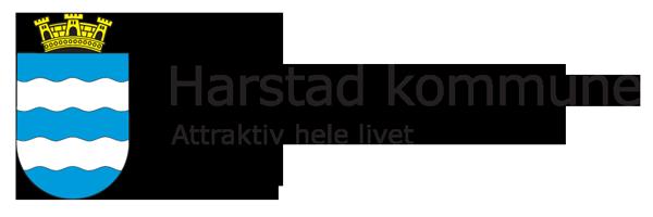 Harstad kommune logo