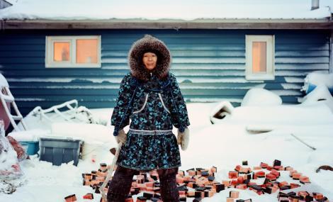 Foto: Marie Rexford, presenteres som en del av Subsistence, festspillutstillingen under Festspillene i Nord-Norge 2017.