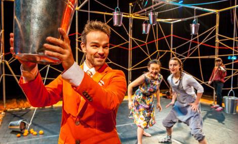 Tiger Tale av Barrowland Ballet presenteres under Festspillene i Nord-Norge 2017. Foto: Brian Hartley