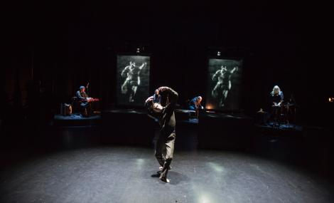 Sannhet av Samovarteateret har urpremiere under Festspillene i Nord-Norge 2017.