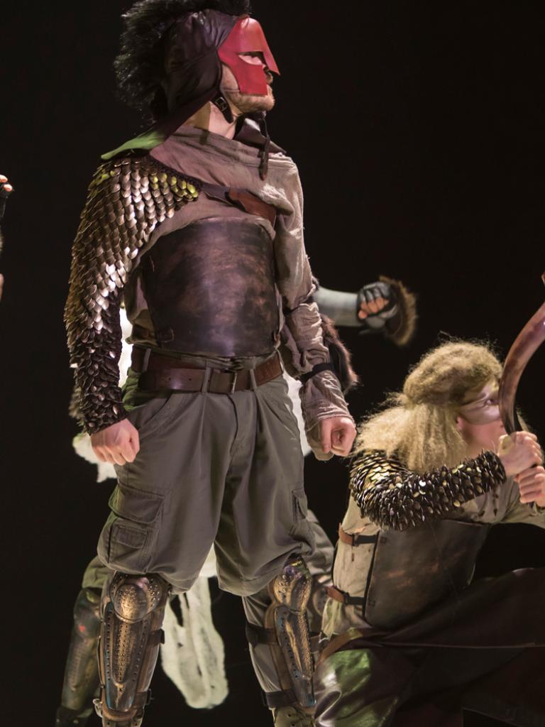 Norrdans presenterer Odysseus på Festspillene i Nord-Norge 2018