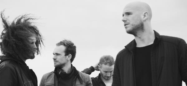 Agent Fresco fra Island spiller på Støperiet under Festspillene i Nord-Norge 2019