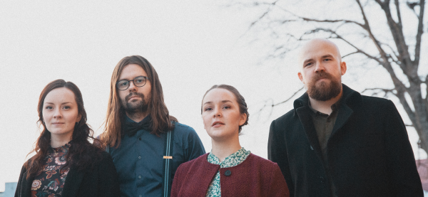 Hollow Hearts spiller på Karma under Festspillene i Nord-Norge 2018. Foto: Terje Arntsen