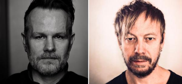 INNAFØRR? Valgeir Sigurðsson og Per Asbjørn Martinsen
