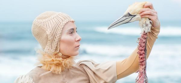 Love and the ocean av Lost and found productions har urpremiere på Festspillene i Nord-Norge 2019. Foto: Catharina Natalie Wandrup