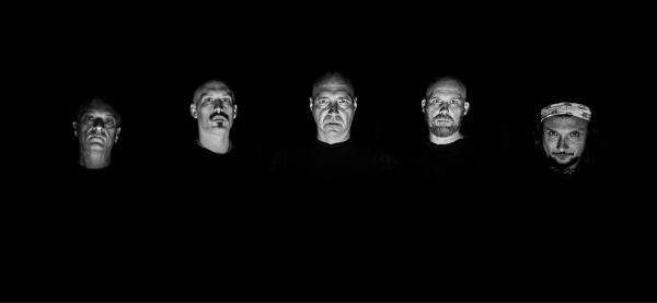 Mayhem spiller på Festspillene i Nord-Norge 2021. Foto: Stefan Raduta