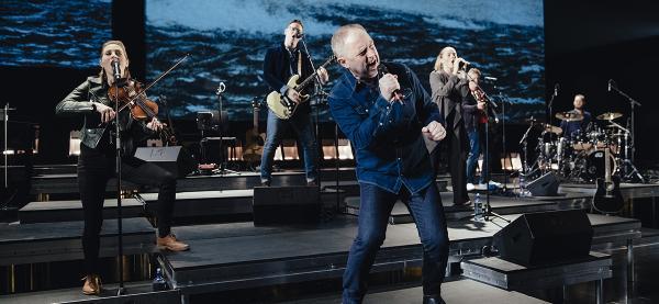Havboka av Hålogaland Teater settes opp i Storsalen under Festspillene i Nord-Norge 2017. Foto: Marius Fiskum