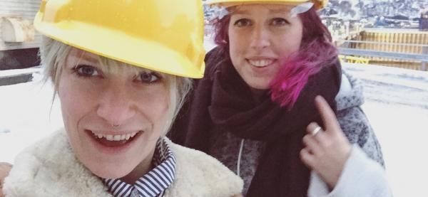 Mari Lotherington og Silje Halstensen er festspillprofiler for Festspillene i Nord-Norge i 2017.