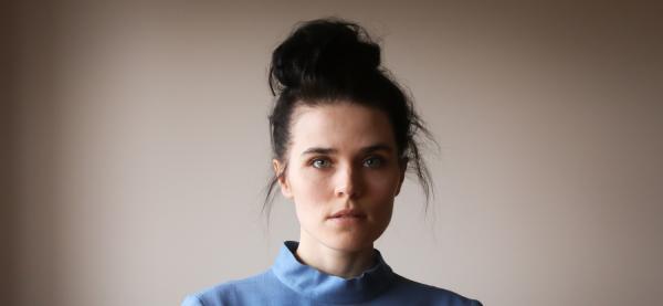"""Simone Grøtte har laget konsept, regi og koreografi for """"Glemt"""", som har urpremiere på Festspillene i Nord-Norge. Foto: privat"""