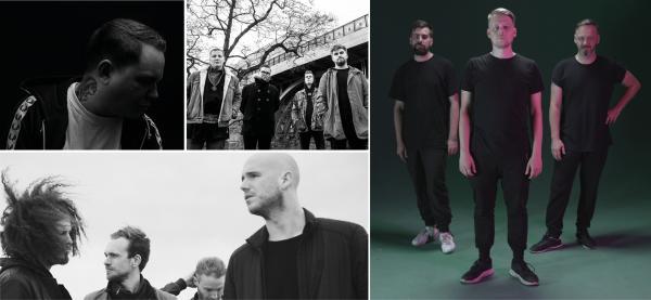 KLISH & Ondt Blod, Agent Fresco og Oligarkh spiller på Støperiet under Festspillene i Nord-Norge 2019