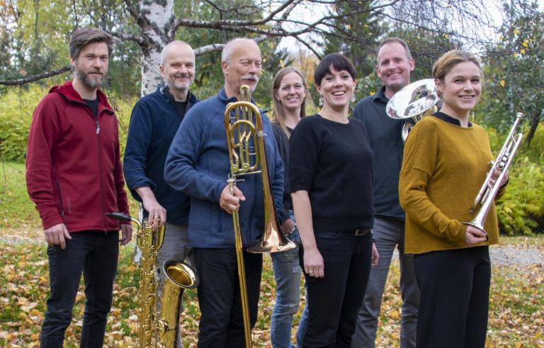 ARcTic Sustain spiller i Trondenes kirke under Festspillene i Nord-Norge 2021