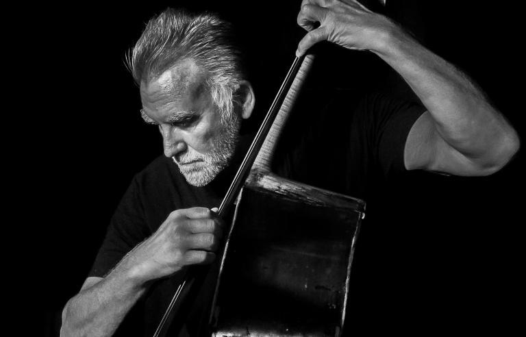 Bjørn Alterhaug Quintet spiller på Sjøbua under Festspillene i Nord-Norge 2017. Foto: Liv Stadsøy