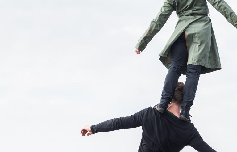 Engel har urpremiere på Festspillene i Nord-Norge 2018.