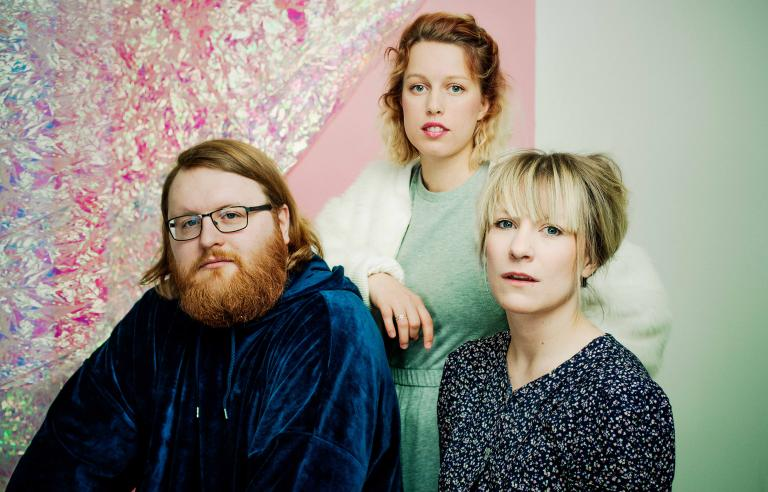 Handlingsrom: av Kristoffer Lislegaard, Silje Halstensen og Mari Lotherington. Foto: Erika Hebbert