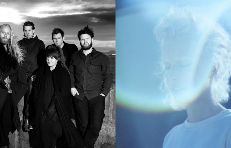 Hjaltalín og Bendik presenterer ny musikk i Verdde Sessions i Nordic Hall under Festspillene i Nord-Norge.
