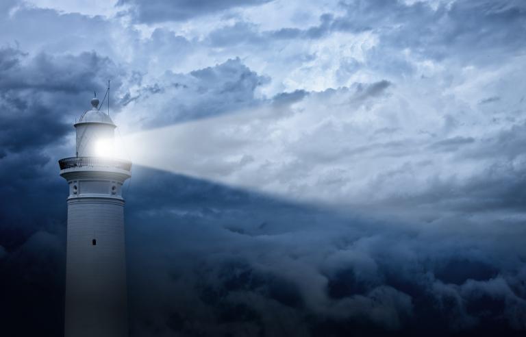 Ly for stormen arrangeres under Festspillene i Nord-Norge 2021. Foto: iStock
