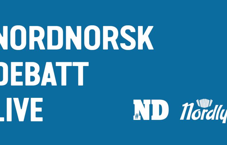 Nordnorsk Debatt Live under Festspillene i Nord-Norge 2017 i samarbeid med mediehuset Nordlys.