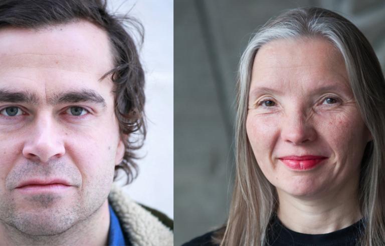 Foto: Tanya Busse og Aslak Mikal Mienna