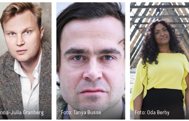 Litterær Vårfest på Festspillklubben Torvet 3 med Ordkalotten og Forfattersentrum under Festspillene i Nord-Norge 2019.