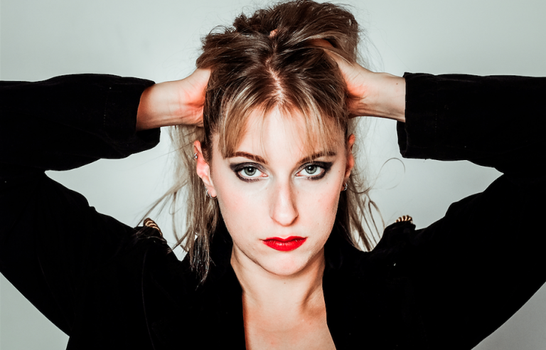 Susanne Sundfør spiller i soloformat under Festspillene i Nord-Norge 2017. Foto: by XX