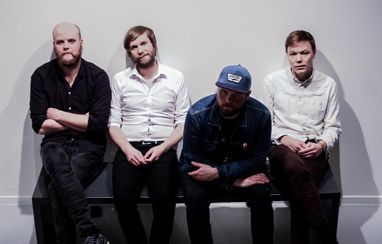 Sunshine Reverberation spiller på Karma under Festspillene i Nord-Norge 2019