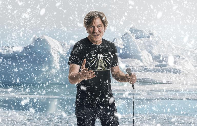 Tidens korthet av Hålogaland Teater har premiere på Festspillene i Nord-Norge 2018. Foto: Hålogaland Teater