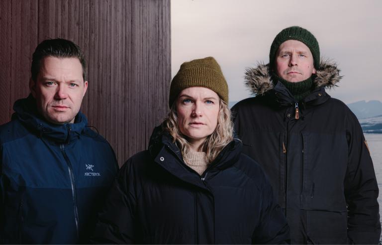 Utvik Senior har premiere på Festspillene i Nord-Norge 2021. Foto: Marius Fiskum